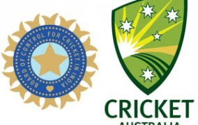 India vs Australia : Smith, Maxwell cameos push Australia to 348/8