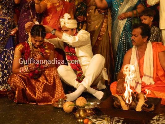 Kabaddi's golden girl Mamatha Poojari enters wedlock