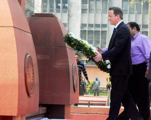 Jallianwala deeply shameful: Cameron