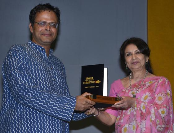The Hindu Literary Prize goes to Jerry Pinto