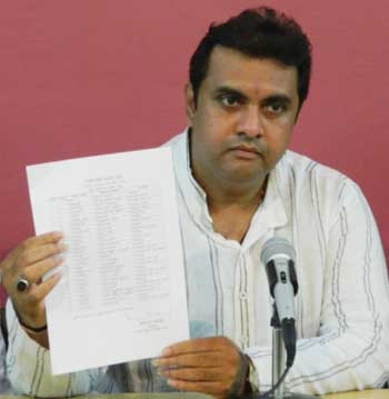 Udupi: Cong announces poll candidates for 28 wards