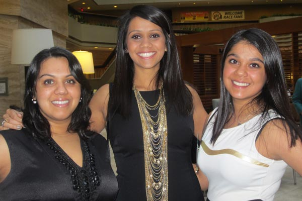 Austin-Terry's daughters - Anita, Atina & Angel