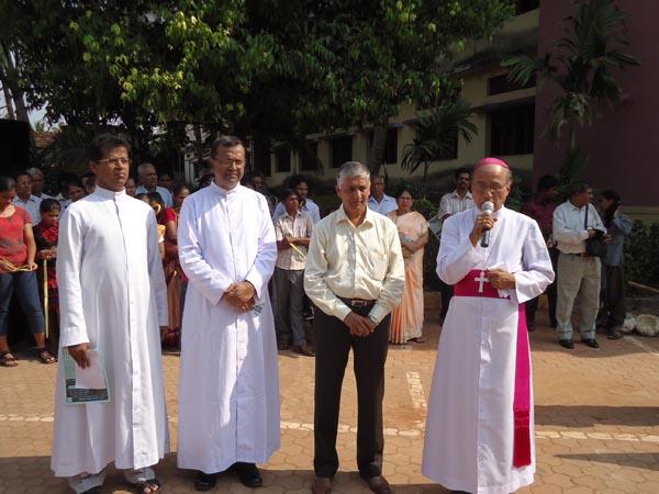 Learn Konkani in Schools: Bishop Gerald