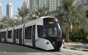 Dubai - Tram