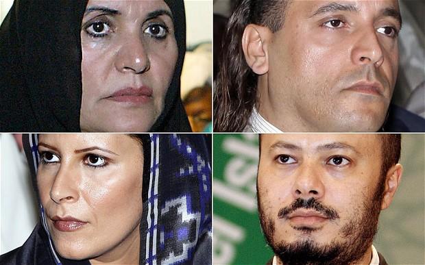 Gaddaffi-family