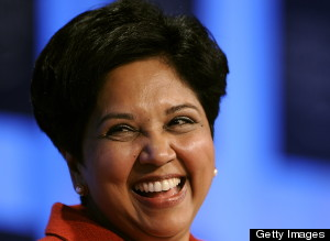 PepsiCo Chairman and CEO Indra Nooyi smi