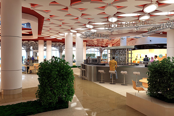 Mumbai Airport -2