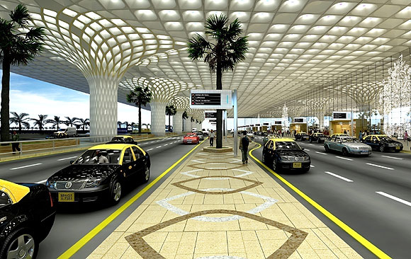 Mumbai Airport -3