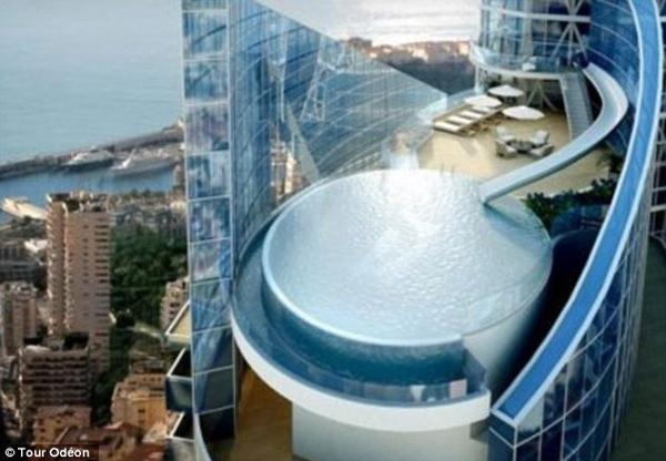 Penthouse Flat Monaco