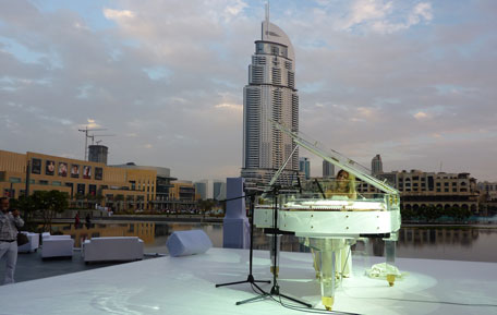 Dh5 million piano now on sale in Dubai: Music to your ears?
