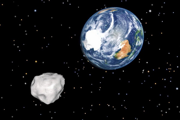 Large asteroid heading to Earth? Pray, says NASA ...