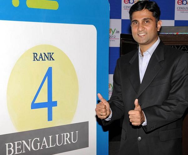 Bangalore 4th largest e-commerce hub: eBay