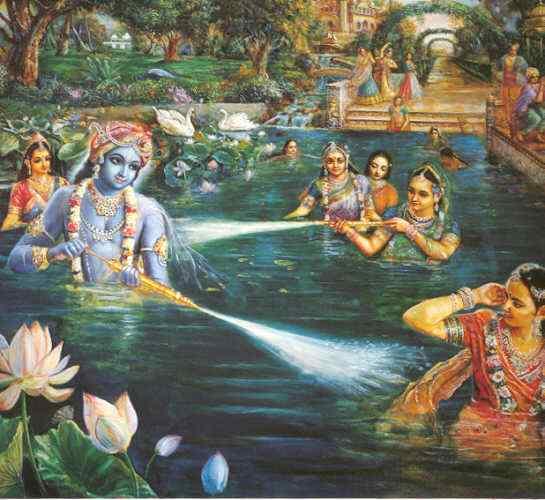 Happy Holi Updated Report Kannadiga World