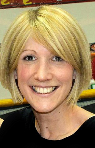 Vicky Callaghan. Vicky Read who has lost her job as a Care Worke