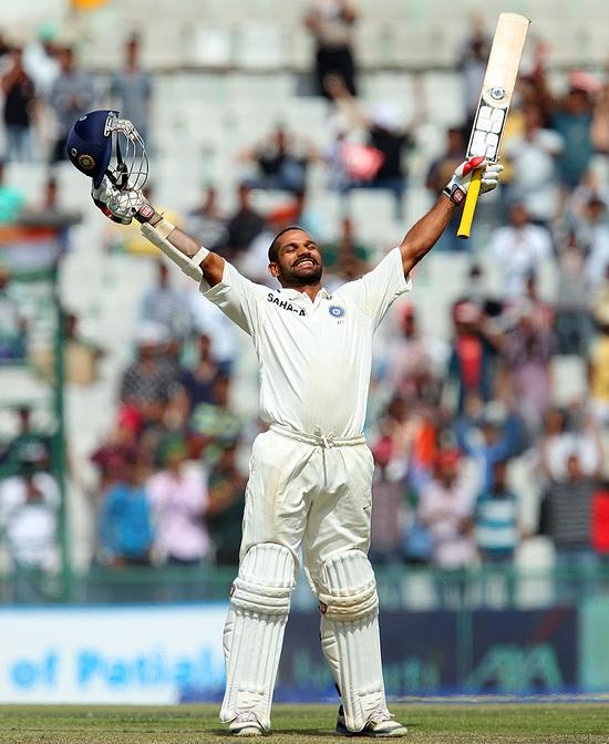 Cricket - India v Australia 3TD3