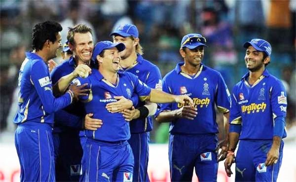 sports - Rajastan royals