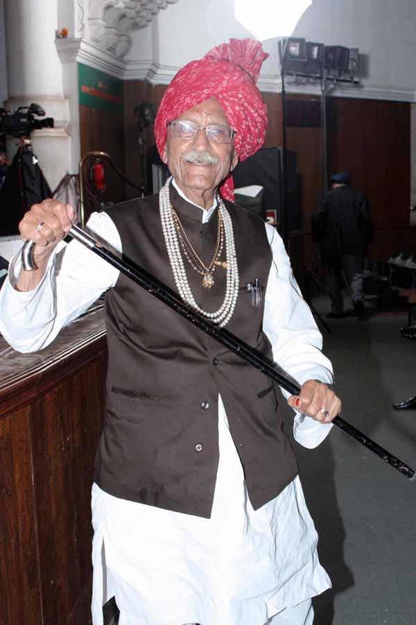 13_RZ_Mahashay Dharampal  MDH Masala Chairman at Baisakhi Di Raat