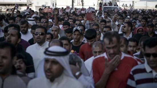 Fresh demonstrations across Bahrain