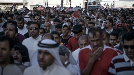 Bahraini- Protests