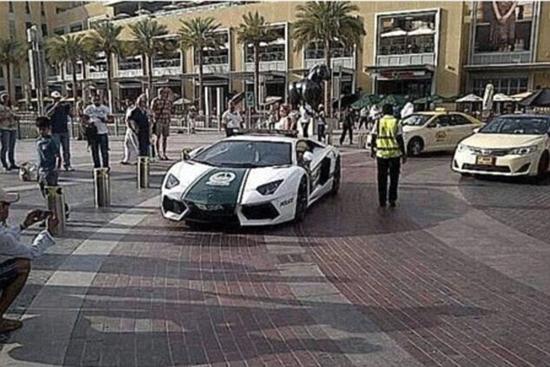 Dubai- Lamborghini