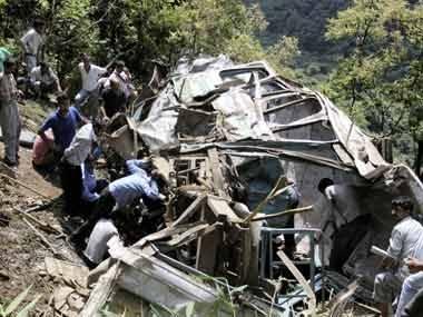 India Accident in Gujarat