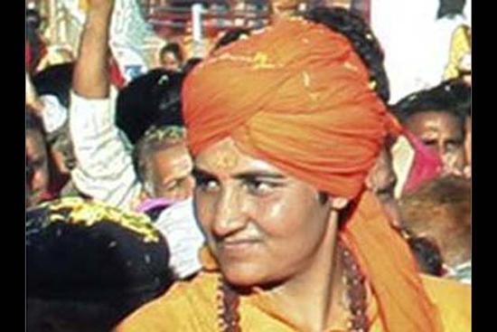 India-Sadhvi Pragya Singh Thakur