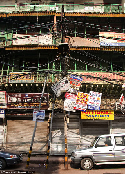 India - Wires Crossed-2
