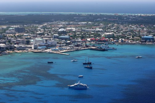 International - George Town in Grand Cayman