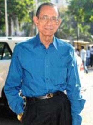 NRI- Dinshah Vimadalal