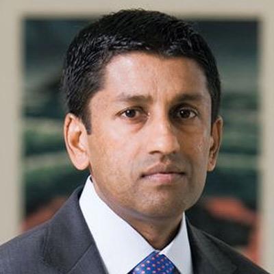 NRI- Top Judge - Srinivasan