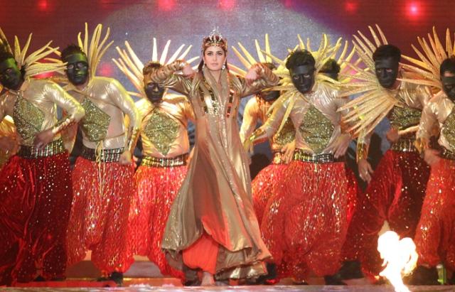Pepsi IPL Opening Ceremony Kolkata