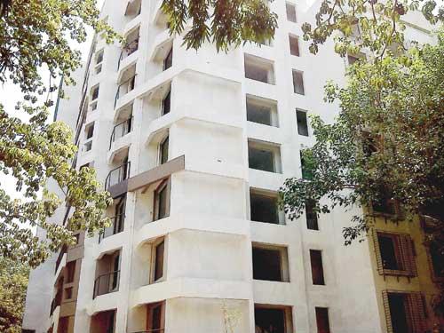 Sanskruti-Apartment