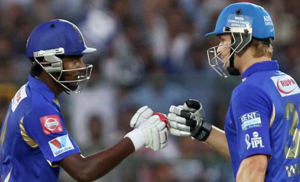 Rajasthan Royals beat RCB by 4 wickets