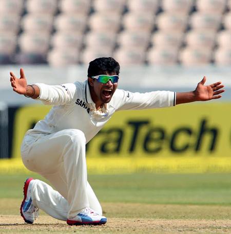 Sports- Ravindra Jadeja