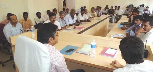 Tamil workers