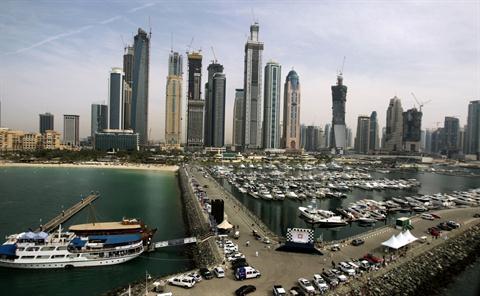 UAE Bldg