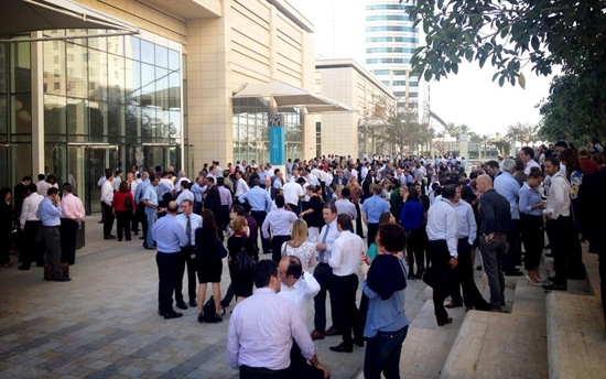 Quake shake UAE; Twitter frenzy erupts; many building evacuated
