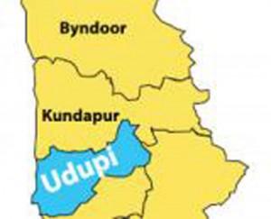UDUPI-map