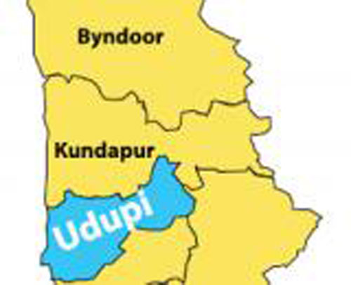 UDUPI-map