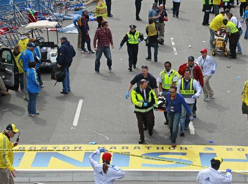 Boston Marathon Explosion 4