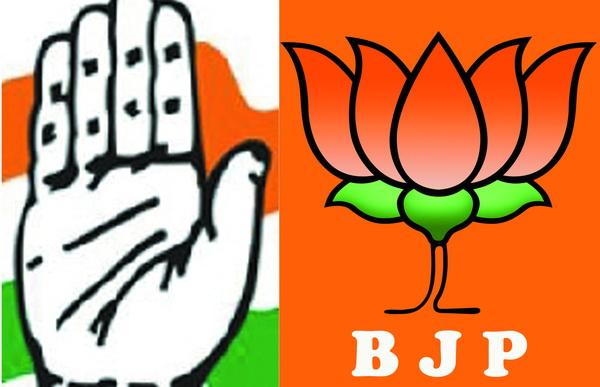 congress-bjp-india