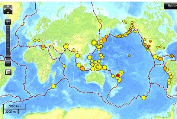 Earthquake in Iran sends tremors across Gulf