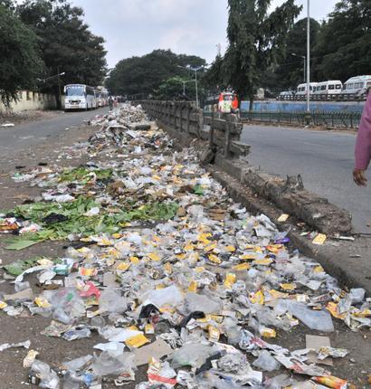 garbage-bangalore
