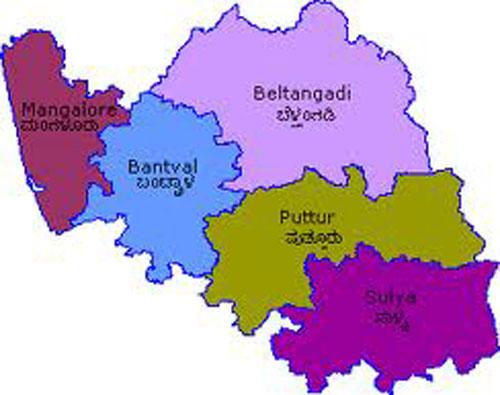 mangalore-district-map