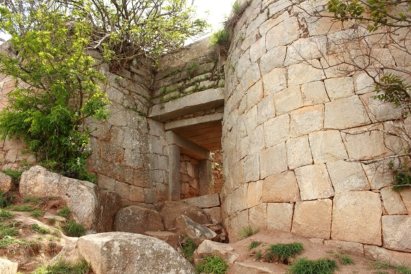 17 Nandi Durga Secret Door