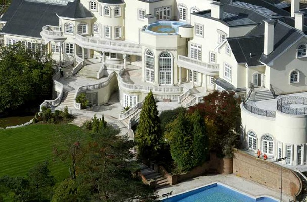 15 most expensive homes in the world kannadiga world for The nicest house in the world