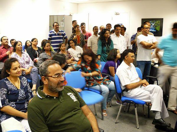 Amchi Gavelliers - 'Gavel Club' Inaugurated In Dubai-2013011