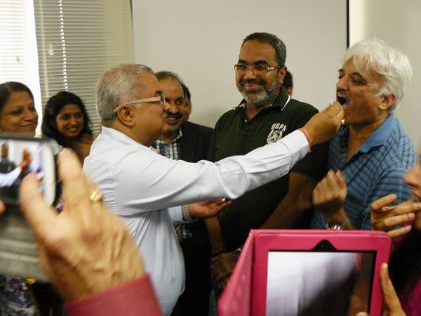Amchi Gavelliers - 'Gavel Club' Inaugurated In Dubai-2013022