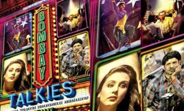 Ent - Bombay talkies