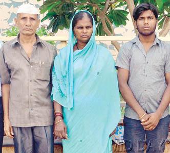 Family Ganesh Dunghav